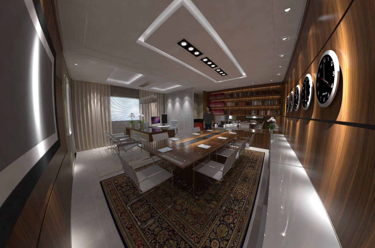 Estúdio Jhon ! Arquitetura & Design Escritório Advocacia #A87423 1280x847